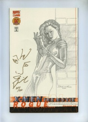 X-Men Movie Prequel Rogue 1 - Marvel 2000 - NM - Dynamic Forces Exclusive Sketch Cover Ltd Series Signed Sketched Dorian